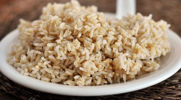 propriedades nutricionais do arroz preto