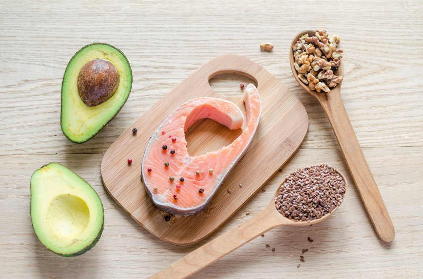 Comidas com colesterol bom