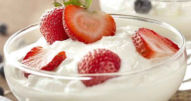 iogurte beneficios