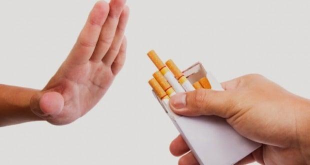 Quem deixou de fumar consequências