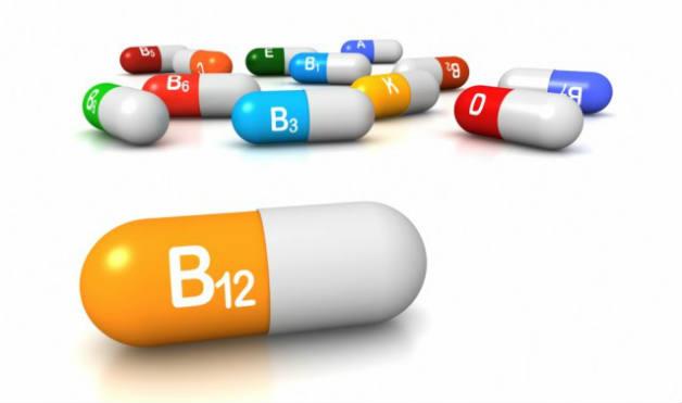 B12 vitamina sangue no de valores