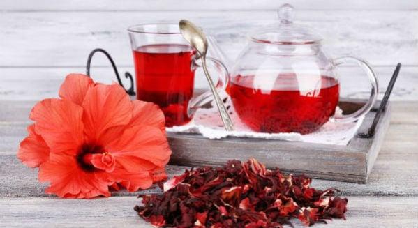 Chá De Hibisco Melhorias