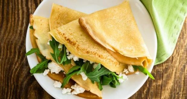 Resultado de imagem para Crepioca fit de queijo cottage