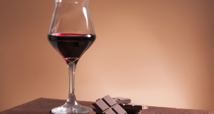 Vinho e chocolate
