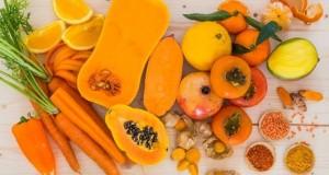 Alimentos com carotenoides