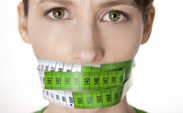 Dieta de boca fechada