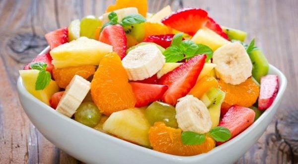 Resultado de imagem para salada de frutas