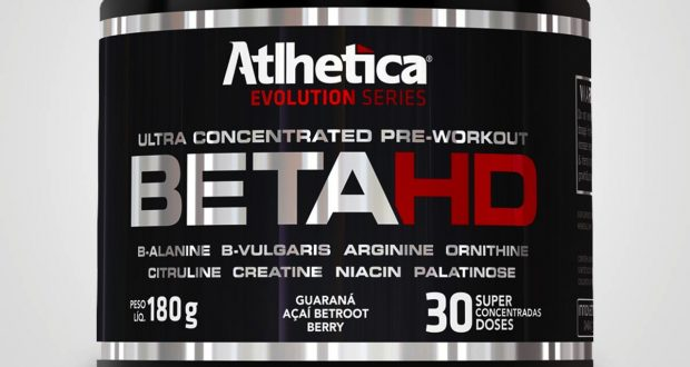Beta HD Atlhetica