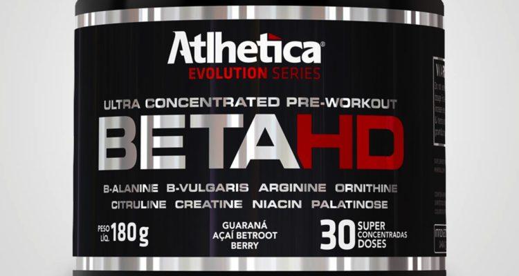 Beta HD Atlhetica