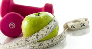 Dieta e exercícios saudáveis