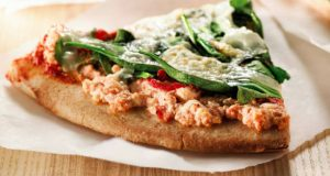 Pizza de ricota