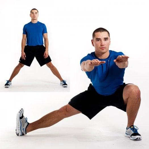 10 melhores exerc cios para coxas casa e academia for Exercicio para interno de coxa