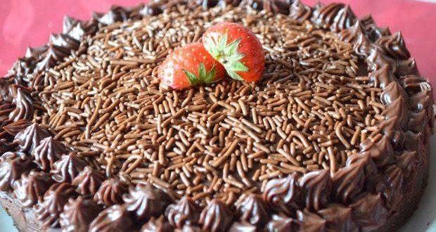 7 Receitas De Bolo De Aniversário Diet Mundoboaformacombr