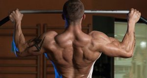 Exercício de costas