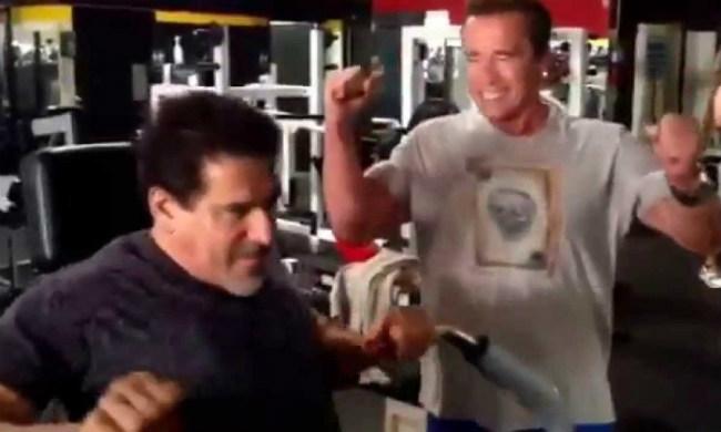 Arnold e Lou