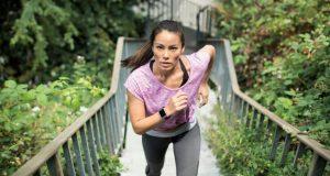 Rastreador de atividade física