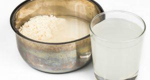 Água de arroz
