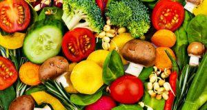 Alimentos crus