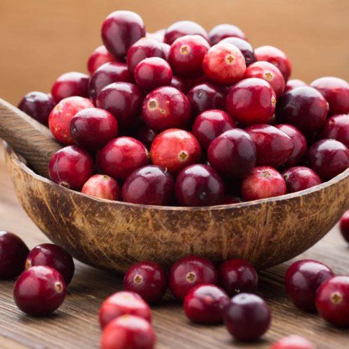 cranberries uva do monte