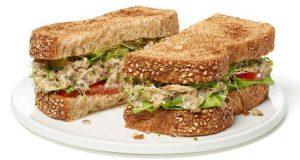 Sanduíche de sardinha