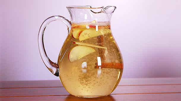 Água de maçã