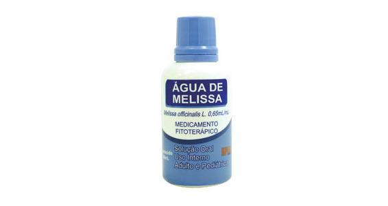 Água de Melissa