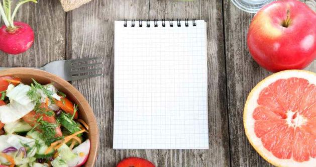Dieta das notas