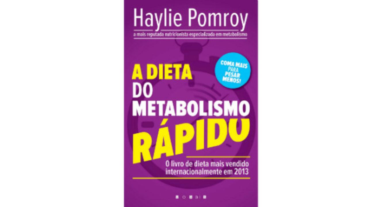 cardapio da dieta do metabolismo rapido