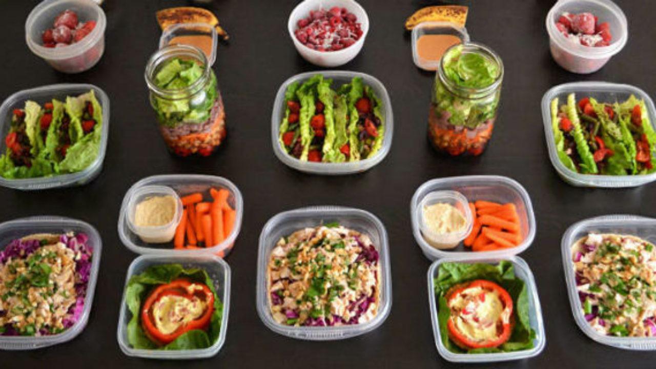 Plan de comidas de dieta a base de plantas para bajar de peso pdf