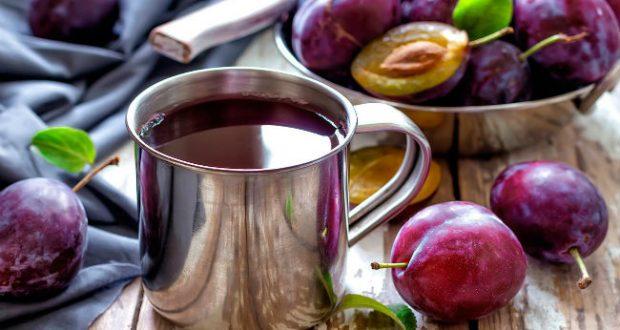 Chá de ameixa