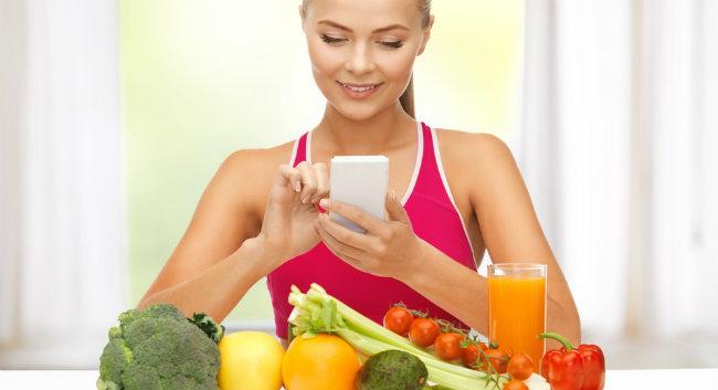 Contando calorias