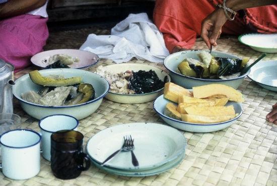 Dieta de Kitava