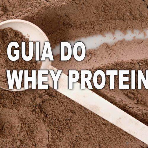 guia do whey protein