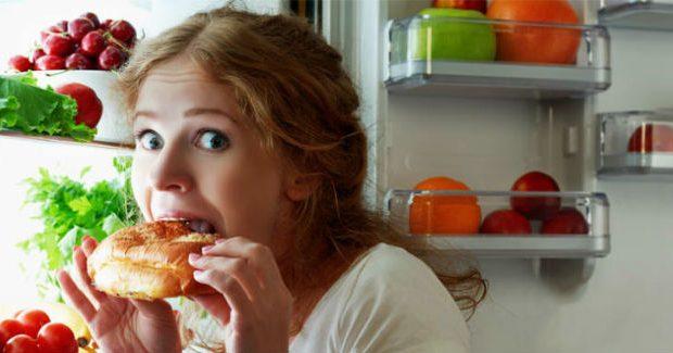 Comer compulsivamente