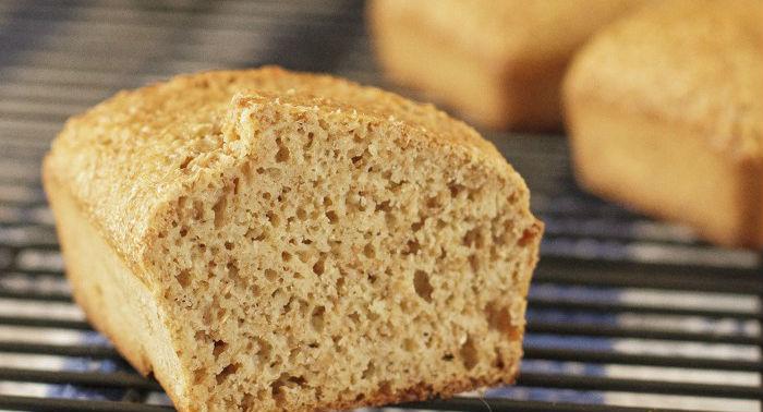 Pão de leite Dukan