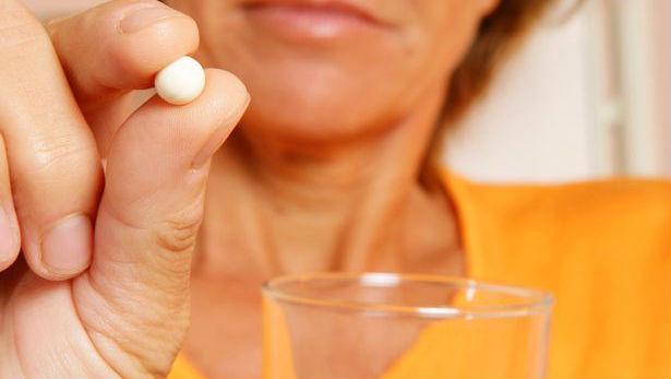 Pílula para mulher