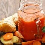 10 Receitas de Suco de Gengibre - Como Fazer e Dicas