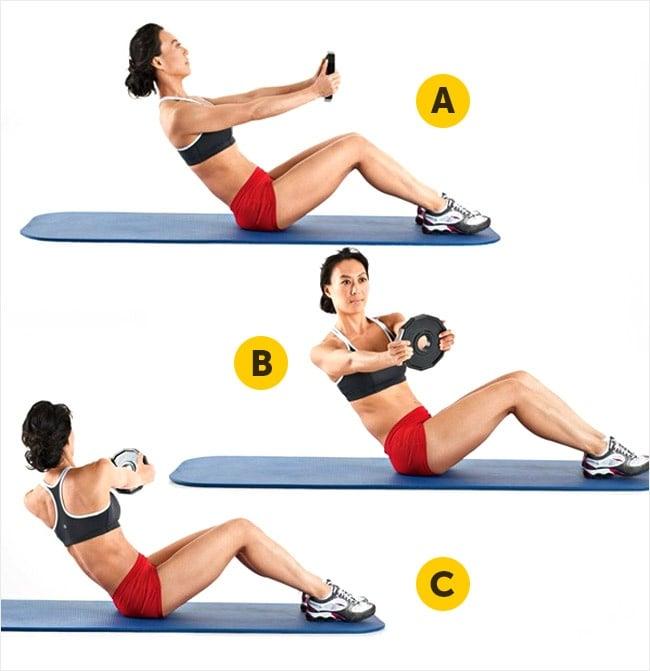 exercicios para perder barriga e afinar cintura