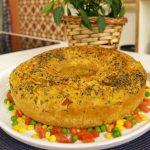 9 Receitas de Bolo Salgado Vegetariano Light