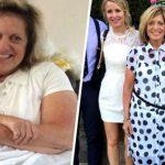 Confira o Que Fez com que Ela Perdesse 77,5 Kg Já em Seus 60 Anos