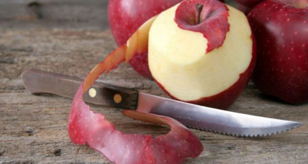 Casca da maçã