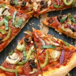 10 Receitas de Pizza Vegana Light
