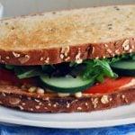 10 Receitas de Sanduíche Vegano Light