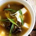 4 Receitas de Sopa de Miso - Benefícios e Dicas