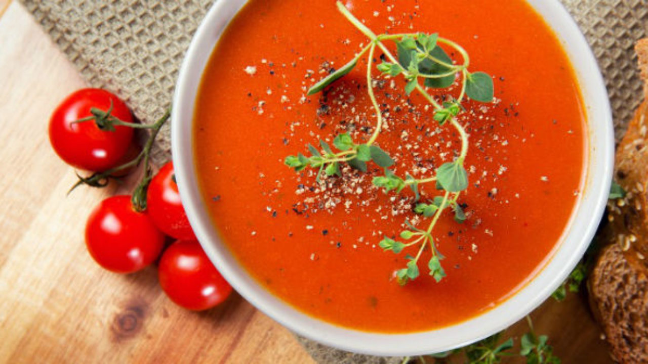 dieta da sopa de tomate para emagrecer