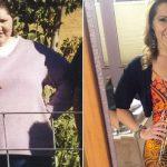 Determinada a Perder Peso Sem Cirurgia, Mulher de 136 Kg Perde 65 Kg