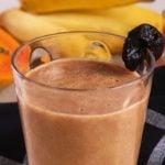 10 Receitas de Vitamina de Ameixa para Emagrecer