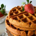 10 Receitas de Waffle Vegano Light