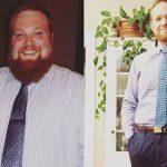 Ele Perdeu 80 Kg em 2 Anos e Agora Consegue Ser um Pai Mais Presente