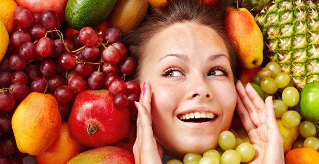 Alimentos para pele